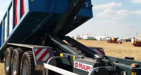 Maupu container systeem 3